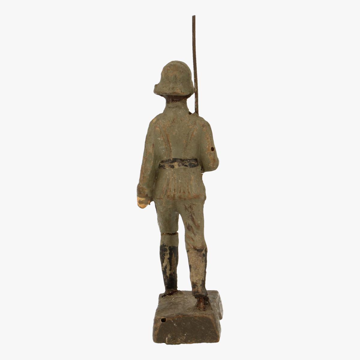 Afbeeldingen van elastolin soldaatje strola Germany