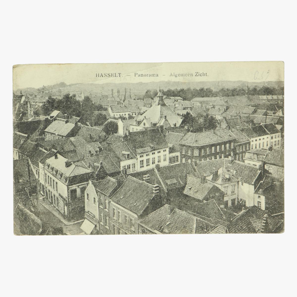 Afbeeldingen van Hasselt Postkaart