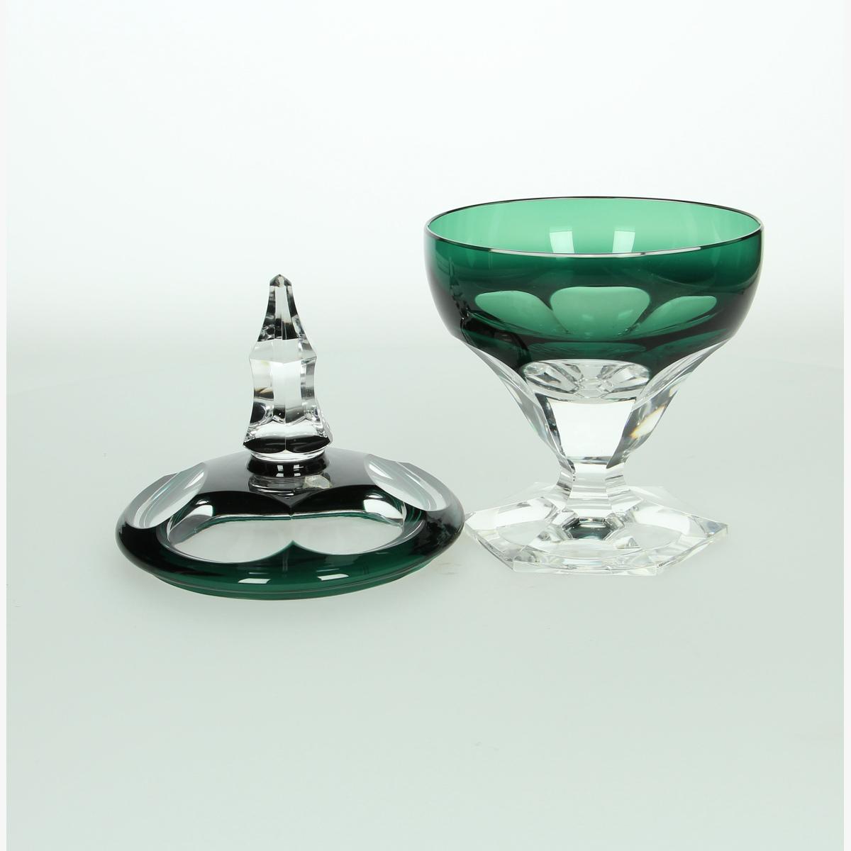 Afbeeldingen van glaswerk schaal