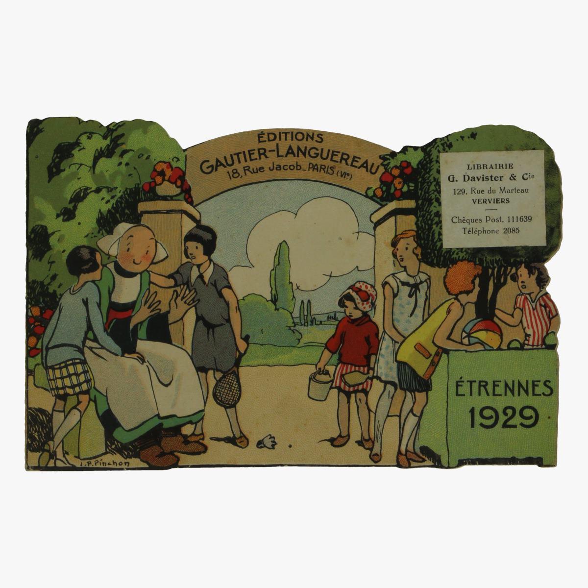 Afbeeldingen van éditions Gautier-Languereau 1929