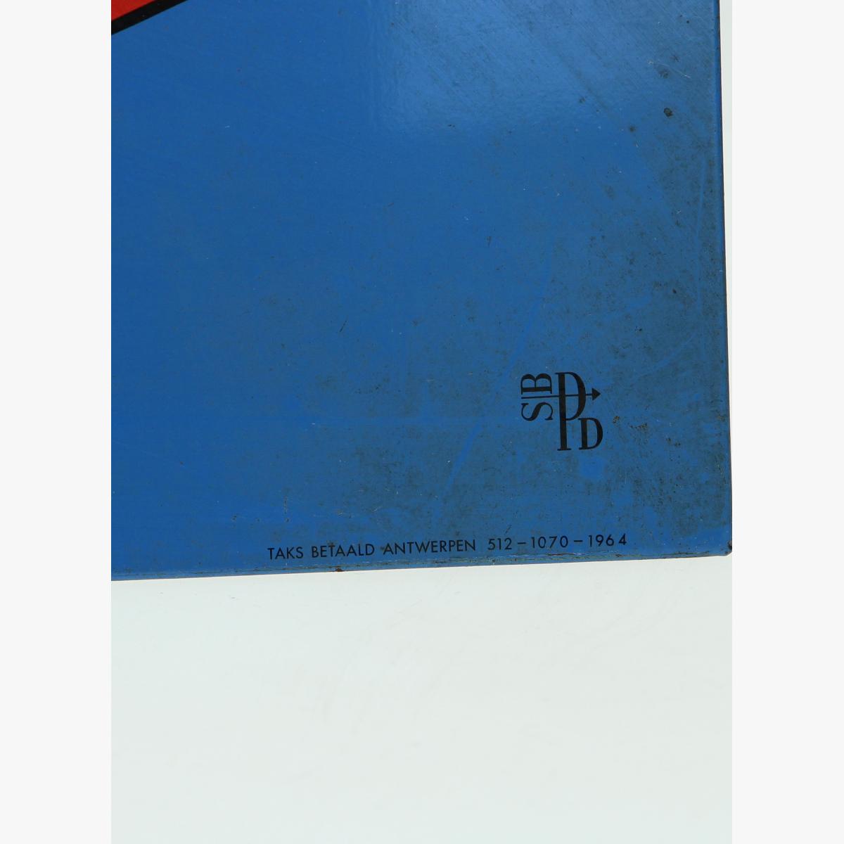 Afbeeldingen van blikken reclame zemir 1964 etabl. j schuybroek n.v. hoboken -antwerpen²