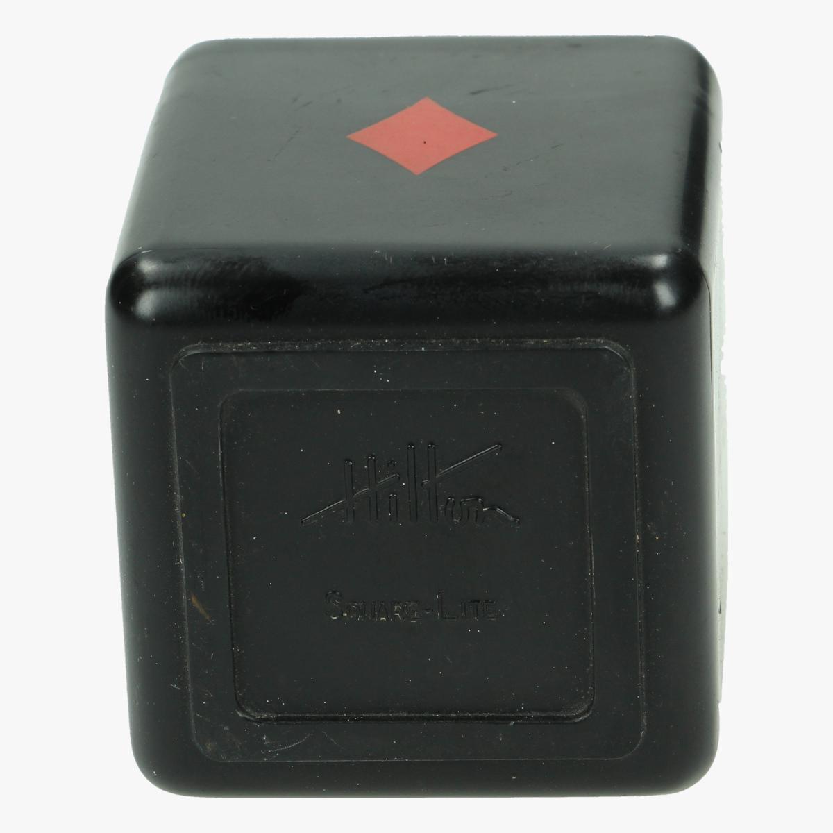 Afbeeldingen van oude aansteker hilton square- lite