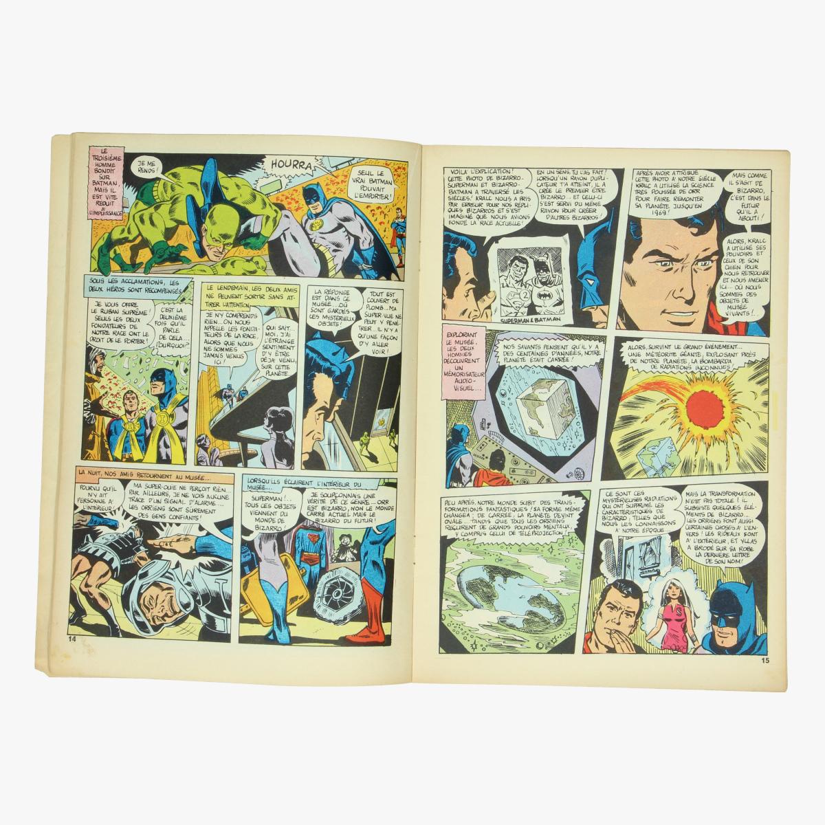 Afbeeldingen van Superman et Batman.1969 Nr. 26 Stripverhalen
