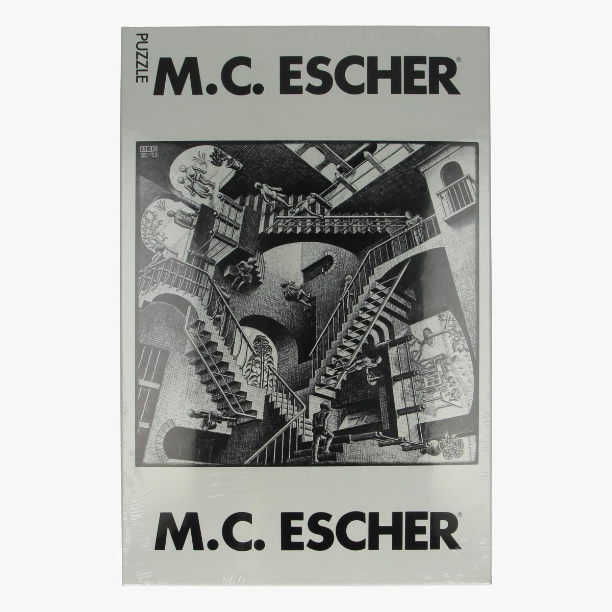 Afbeeldingen van Puzzel M.C. Escher relativity