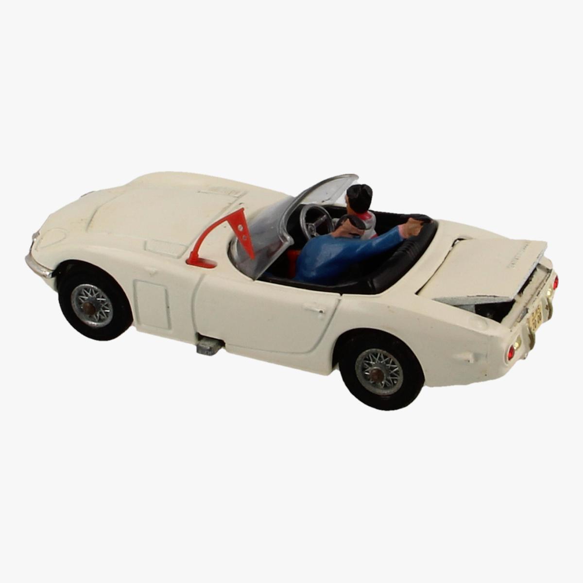 "Afbeeldingen van Corgi Toys. James Bond Toyota 2000 GT. From the film "" You only live Twice""  Nr. 336"