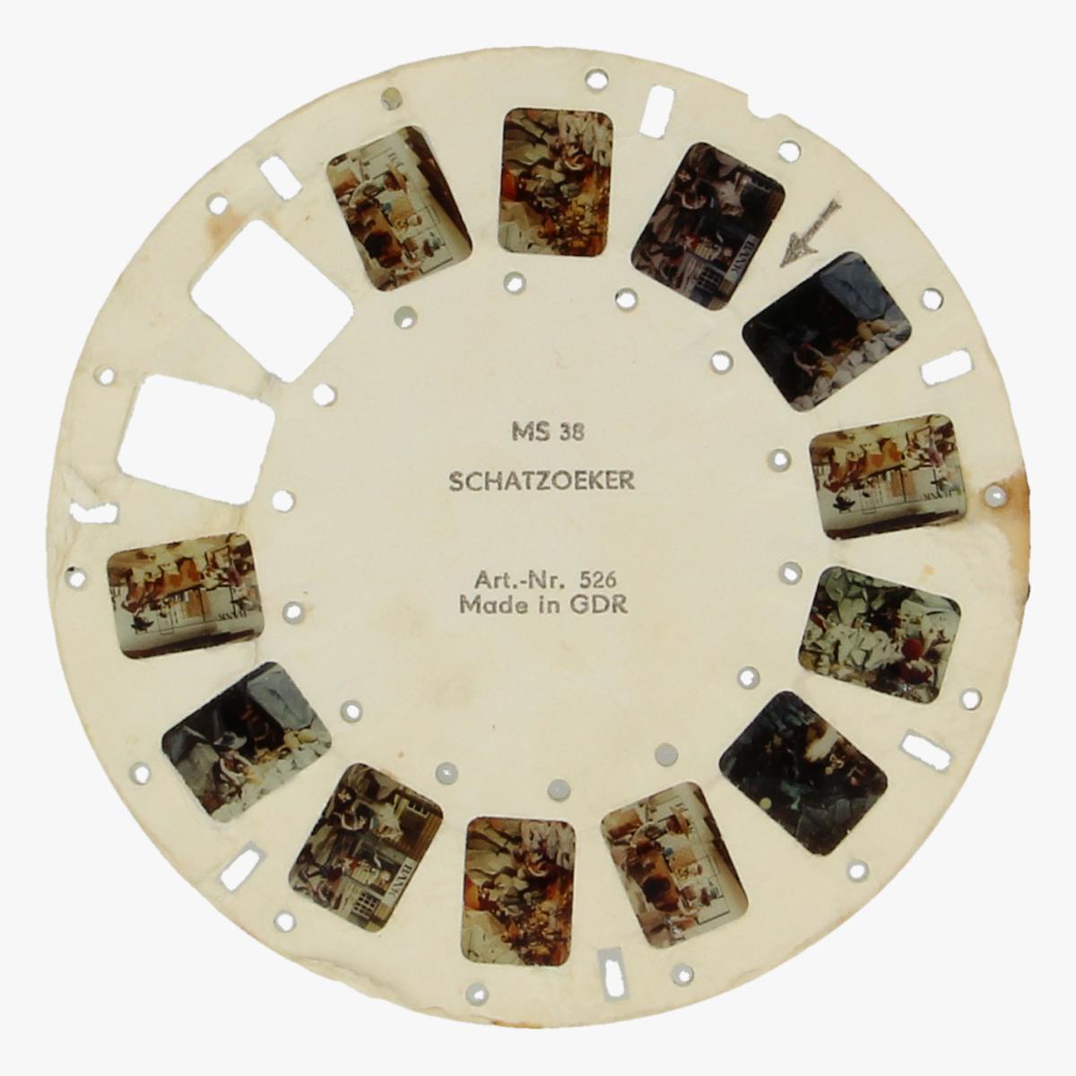 Afbeeldingen van View-Master Schatzoeker MS 38. Nr. 526