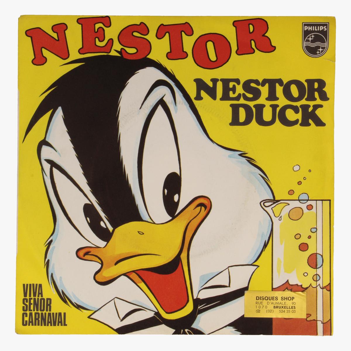 Afbeeldingen van Nestor - nestor duck, viva senor carnaval