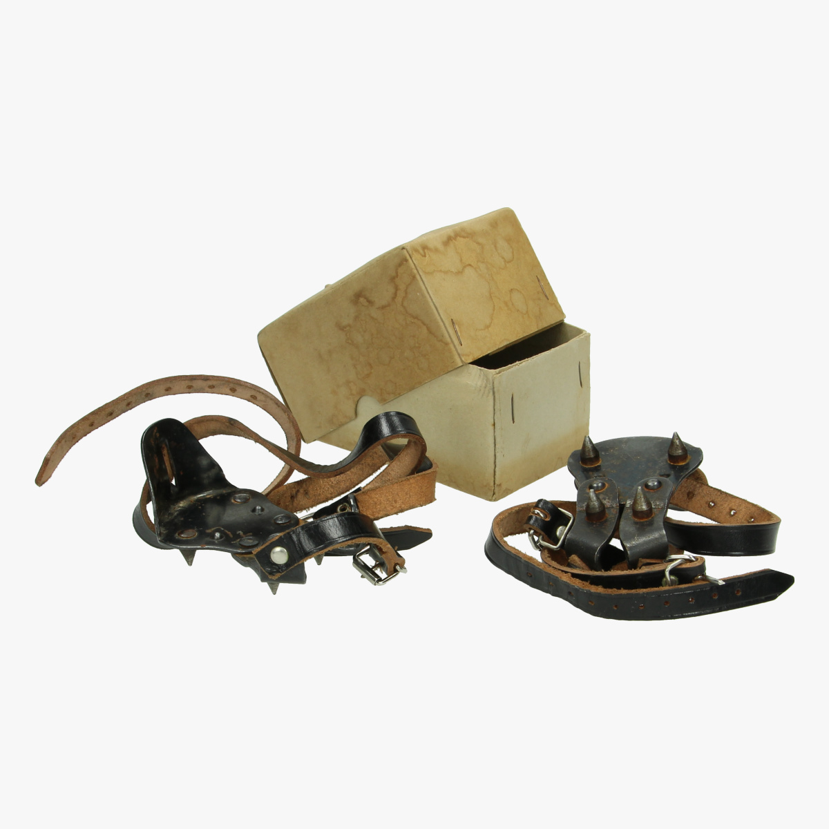 Afbeeldingen van Klimijzers voor schoenen