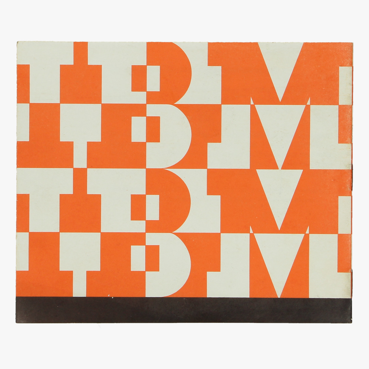 Afbeeldingen van ibm pavillon tentoonstellingsgids wereldtentoonstelling brussel 1958