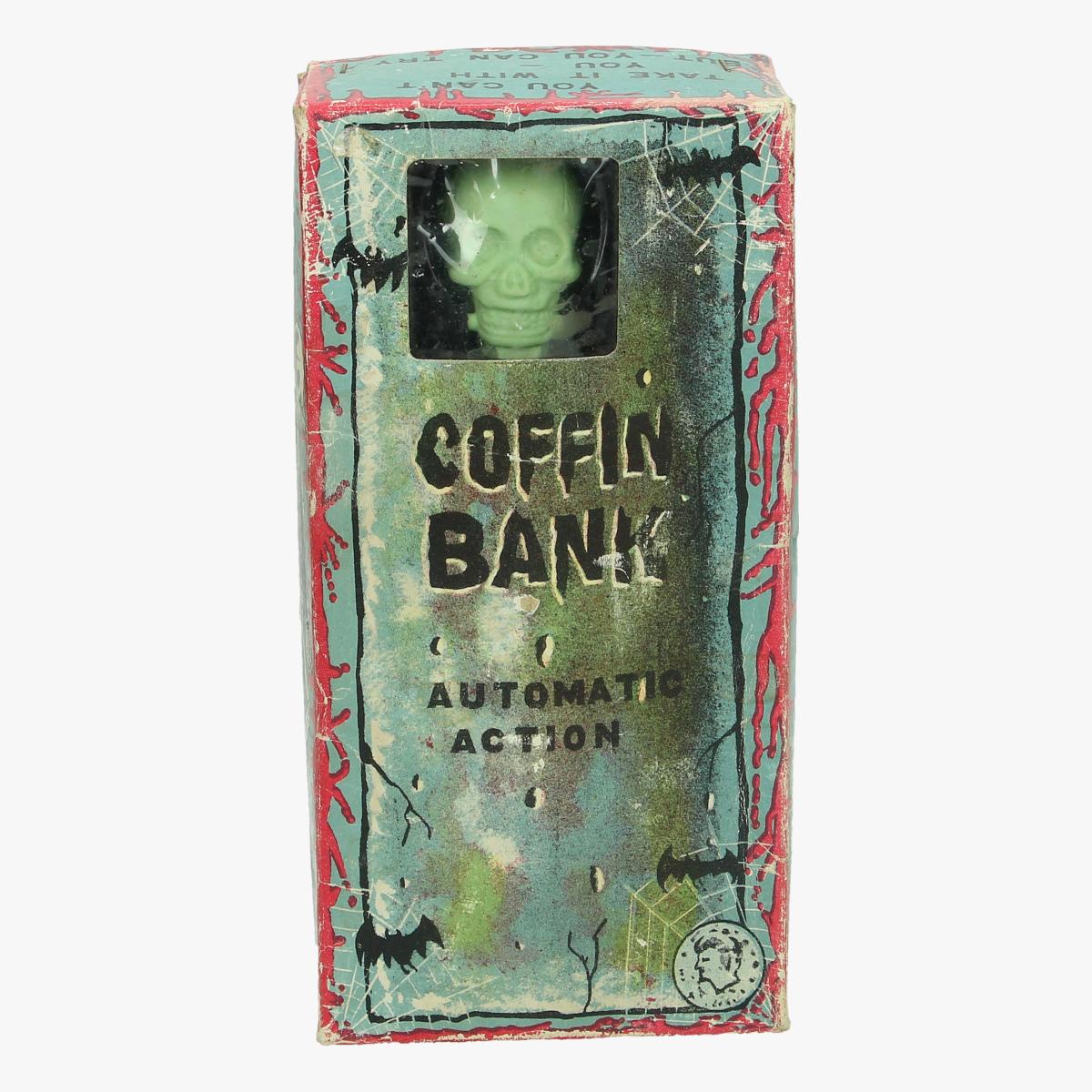 Afbeeldingen van spaarpot coffin bank