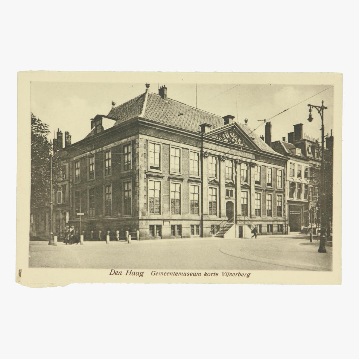 Afbeeldingen van Serie Postkaarten Scheveningen, Den Haag