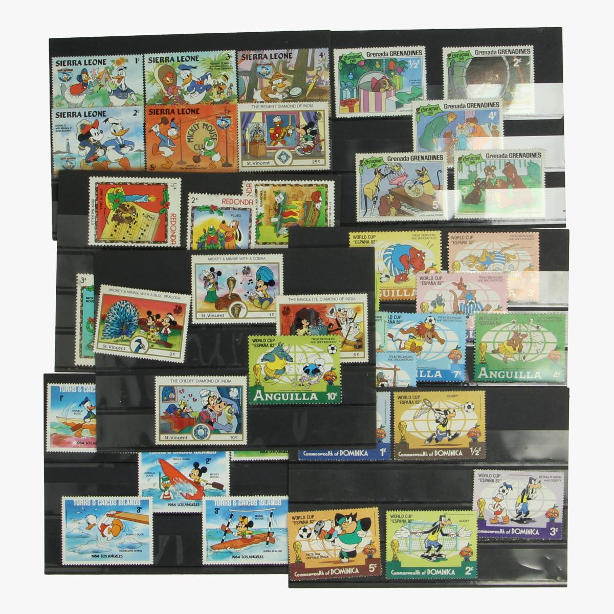 Afbeeldingen van Postzegels Disney 39st