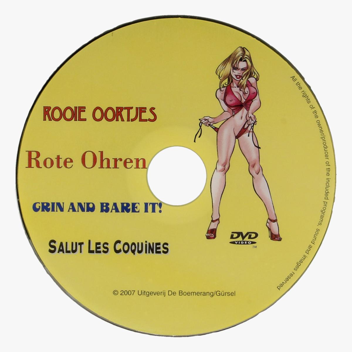 Afbeeldingen van Rooie oortjes DVD