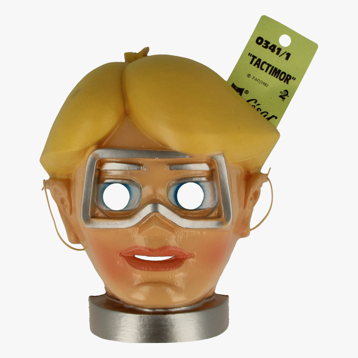 Afbeeldingen van Masker carnaval Tactimor