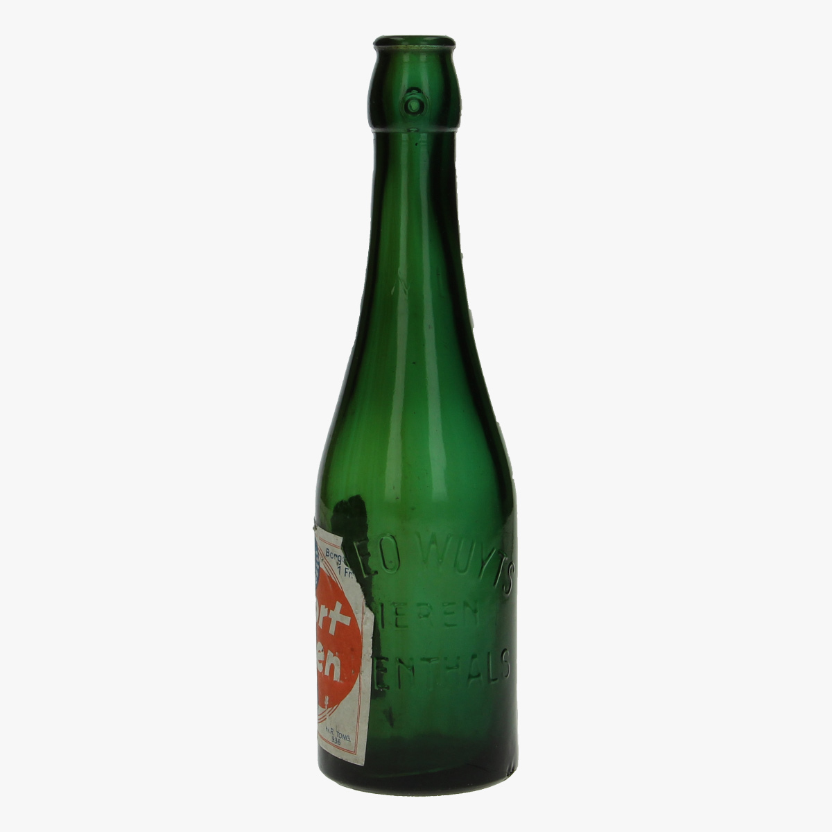 Afbeeldingen van oud bierflesje export Alken