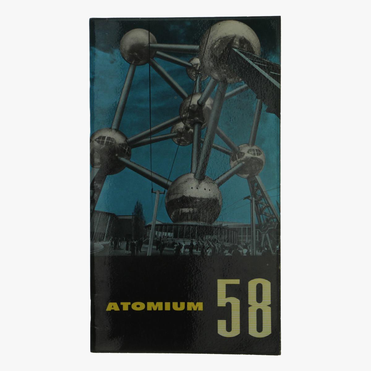 Afbeeldingen van atomium 58