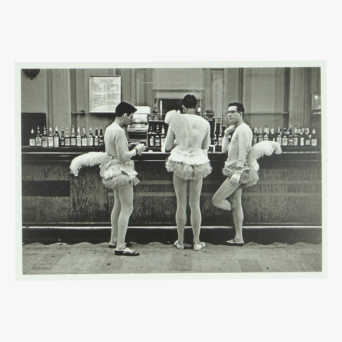 Afbeeldingen van postkaart Elliott /magnum photos usa NY city 1956 repro