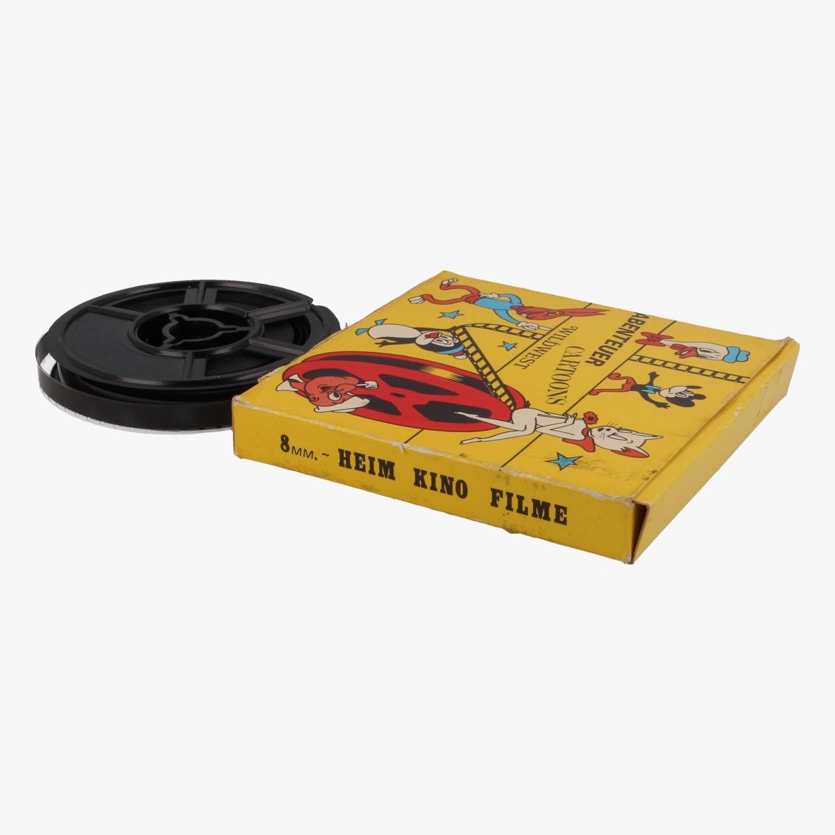 Afbeeldingen van Home Movie Films 8mm. Charly Chaplin. 300 Charly bezoekt het theater