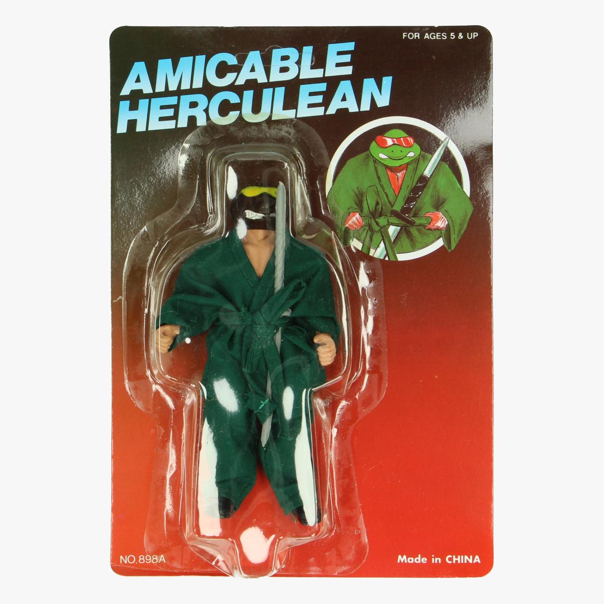 Afbeeldingen van Amicable Herculean