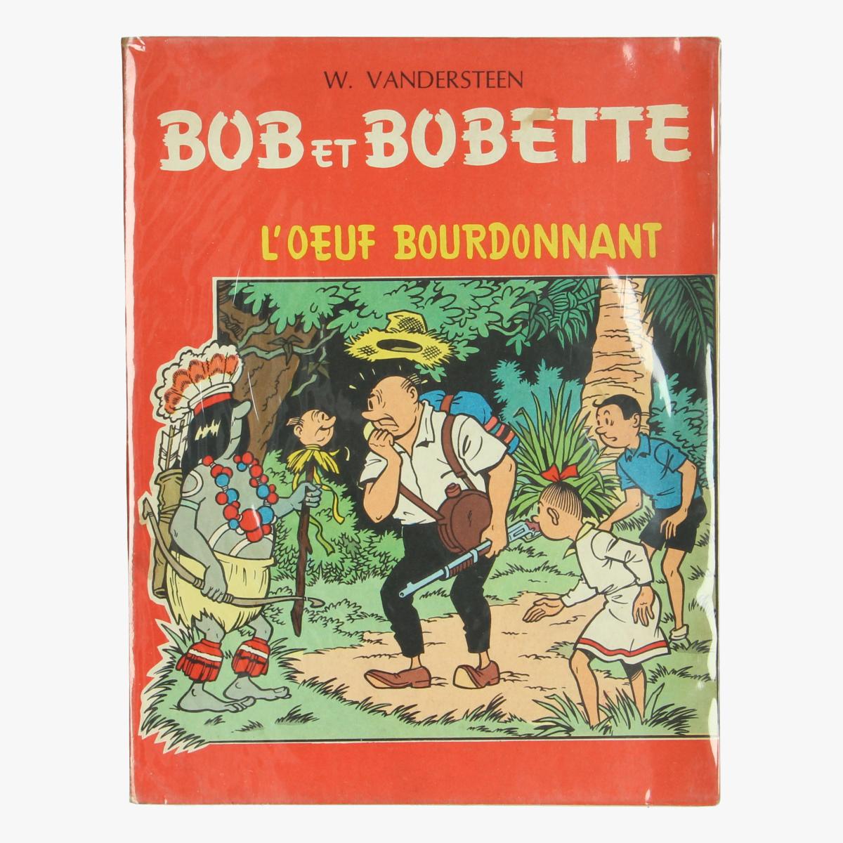 Afbeeldingen van Bob et bobette l'oeuf bourdonnant