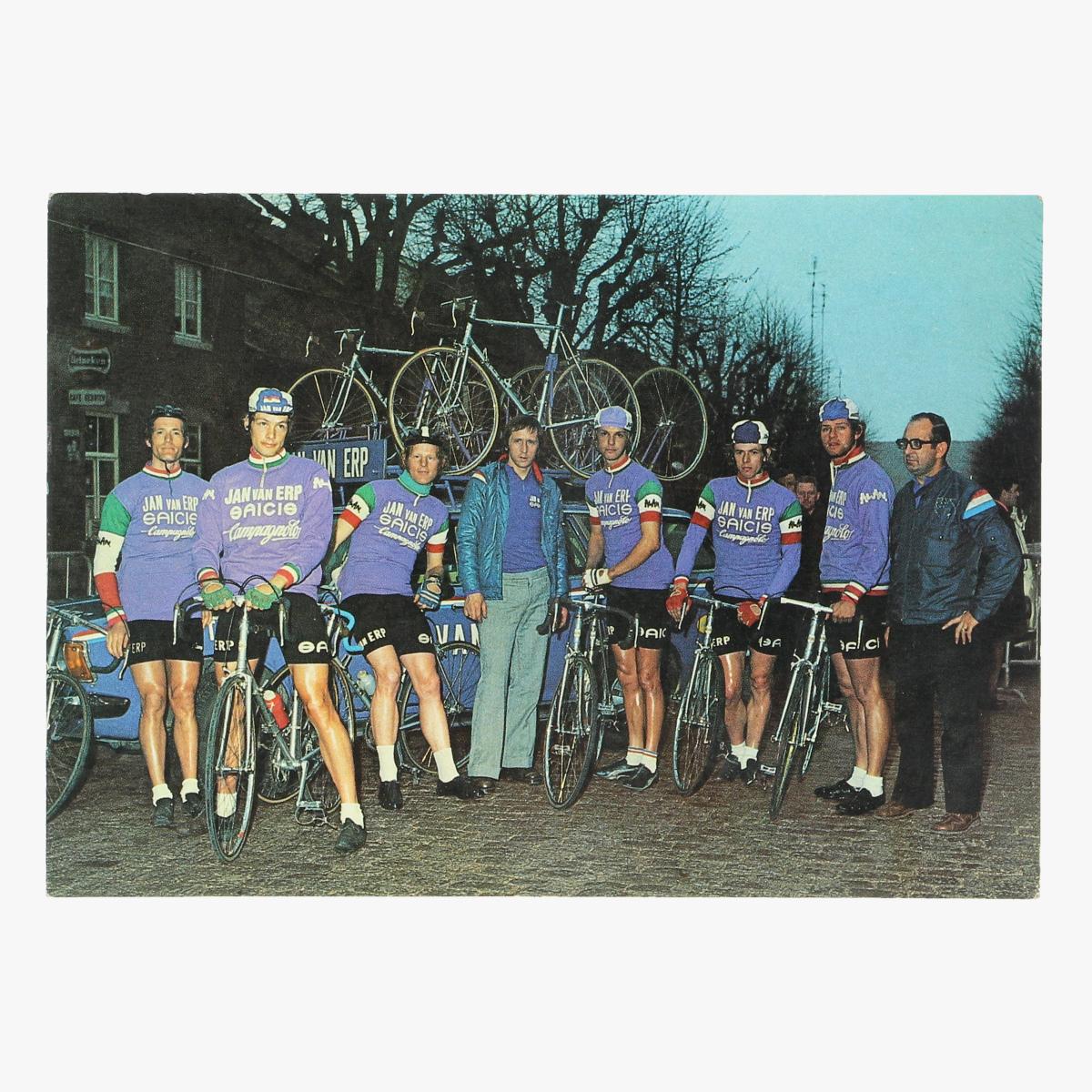 Afbeeldingen van postkaart wielrennen jan van erp saicis