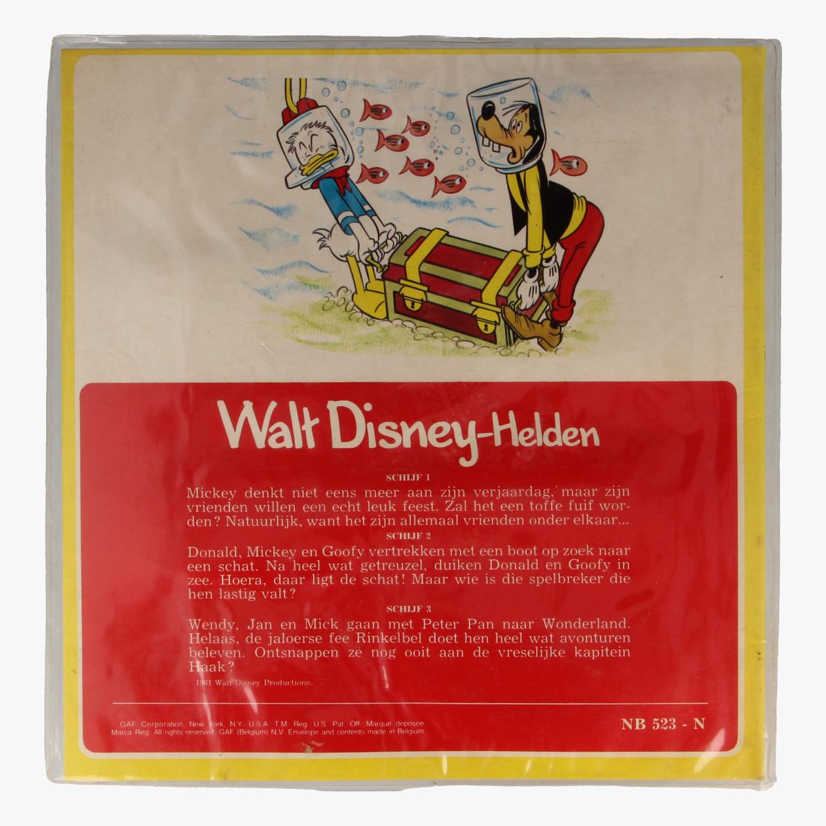 Afbeeldingen van View-master Walt disney-Helden