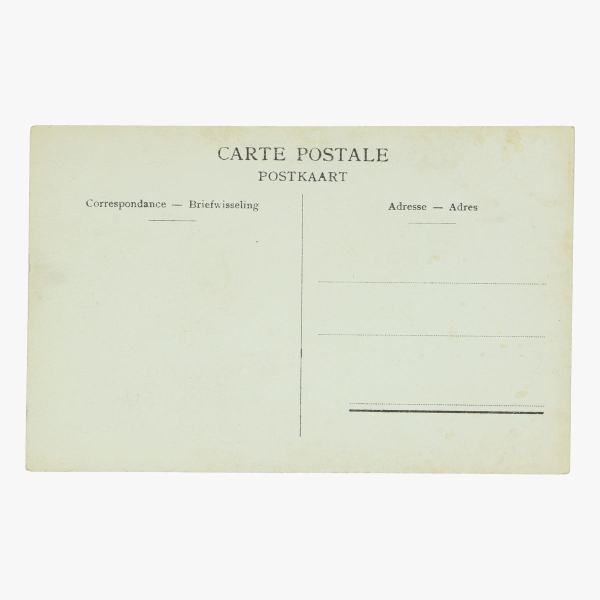 Afbeeldingen van postkaart bruxelles exposition 1910  puinen van brussel-kermesse