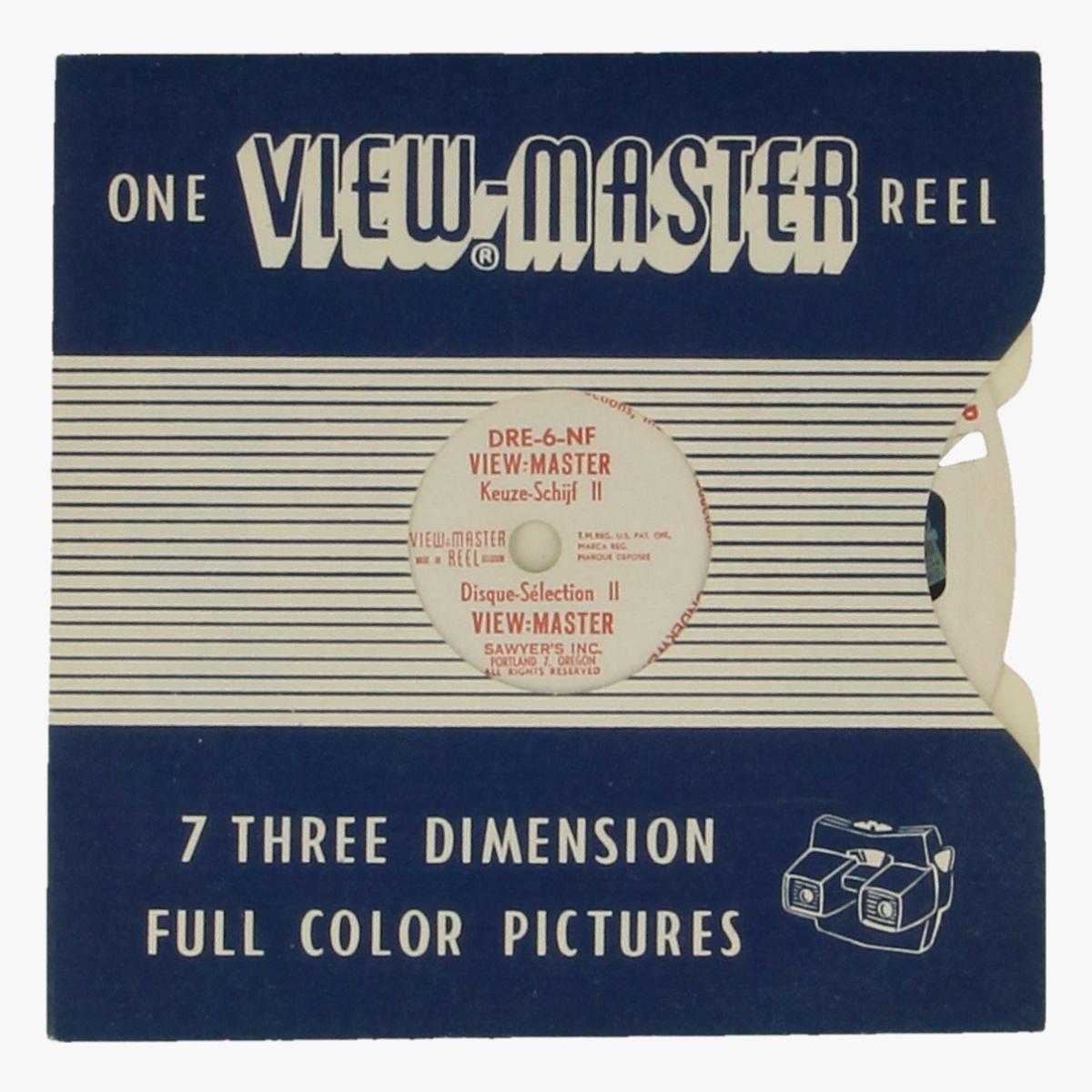 Afbeeldingen van View-master DRE-6-NF schijf 2