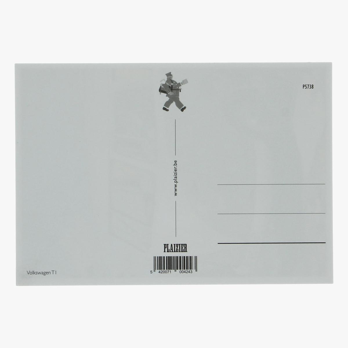 Afbeeldingen van postkaart volkswagen T1