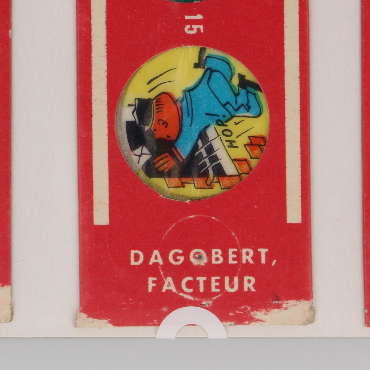 Afbeeldingen van Cinébana - Dagobert, facteur