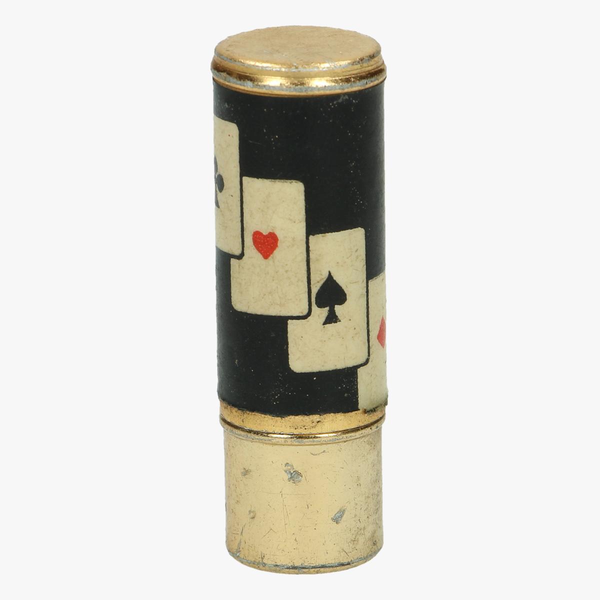 Afbeeldingen van oude aansteker speelkaarten