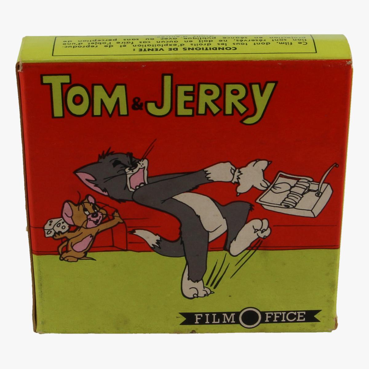 Afbeeldingen van Tom&Jerry filmoffice 8mm. 97 Tom, Jerry en het fluitje