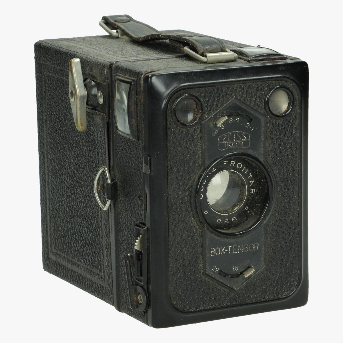 Afbeeldingen van fotocamera zeiss frontar box-tengor goerz frontar