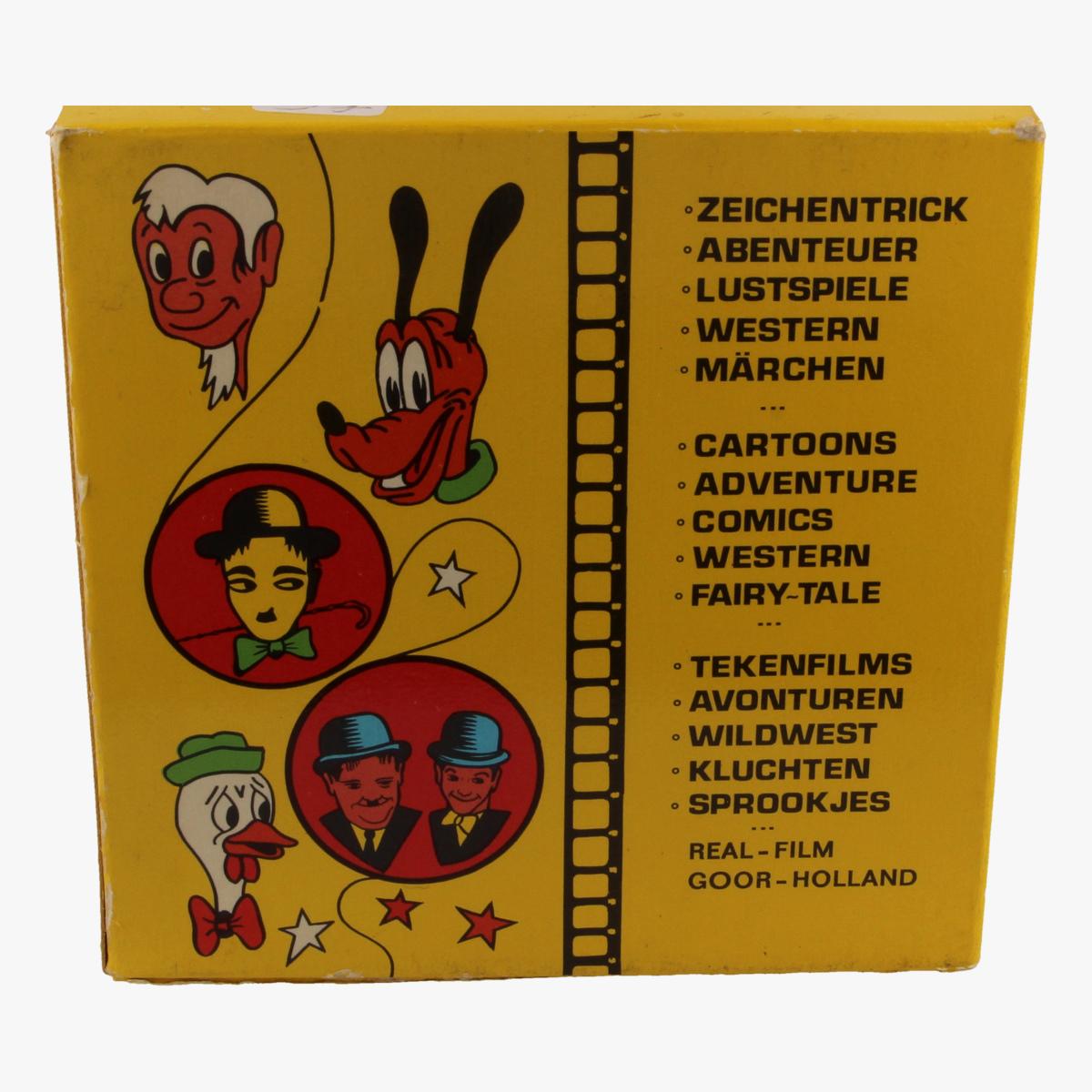 Afbeeldingen van Home Movie Films 8mm. Stan Laurel en Olivier Hardy. 238 De electriciens