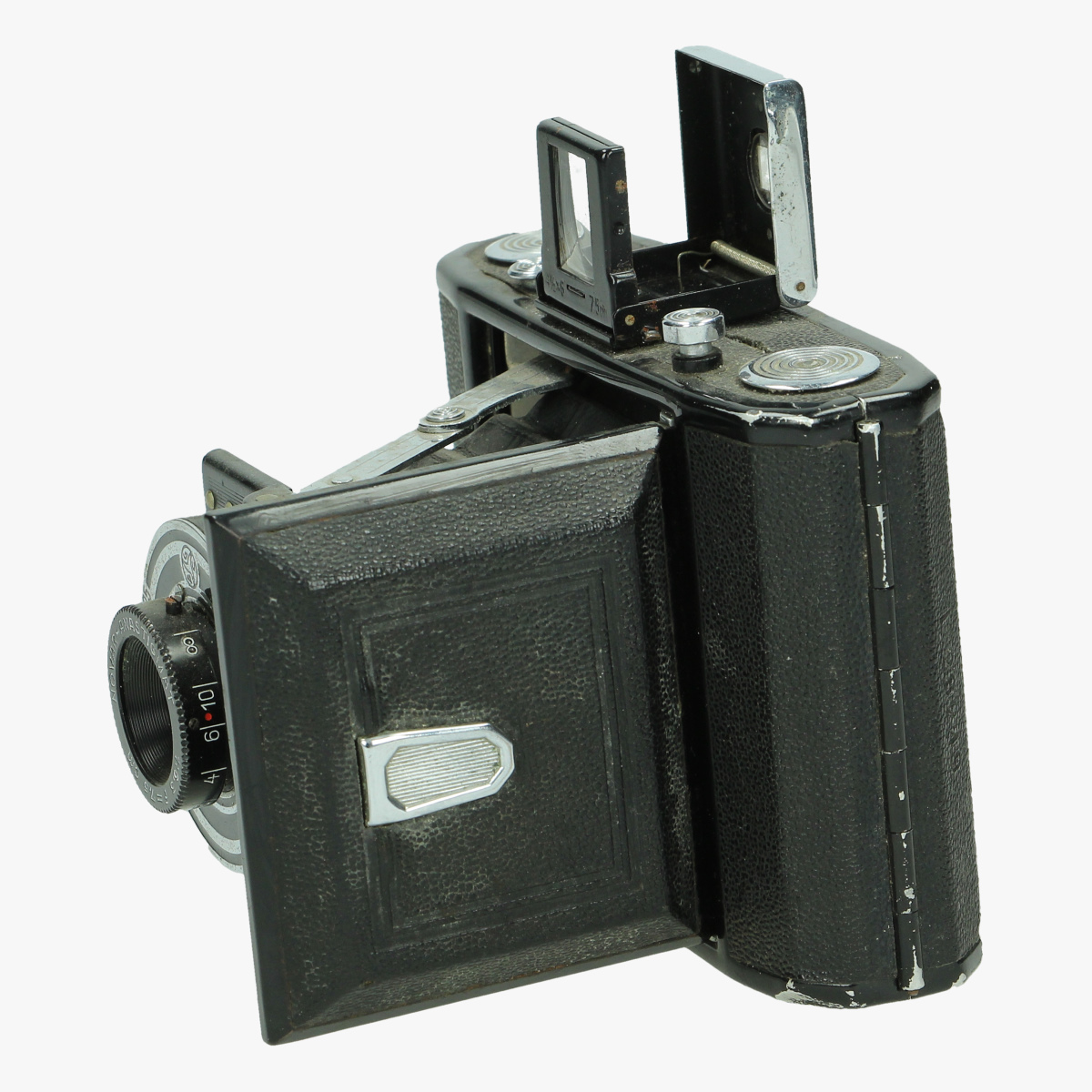 Afbeeldingen van fotocamera zeiss ikon derval