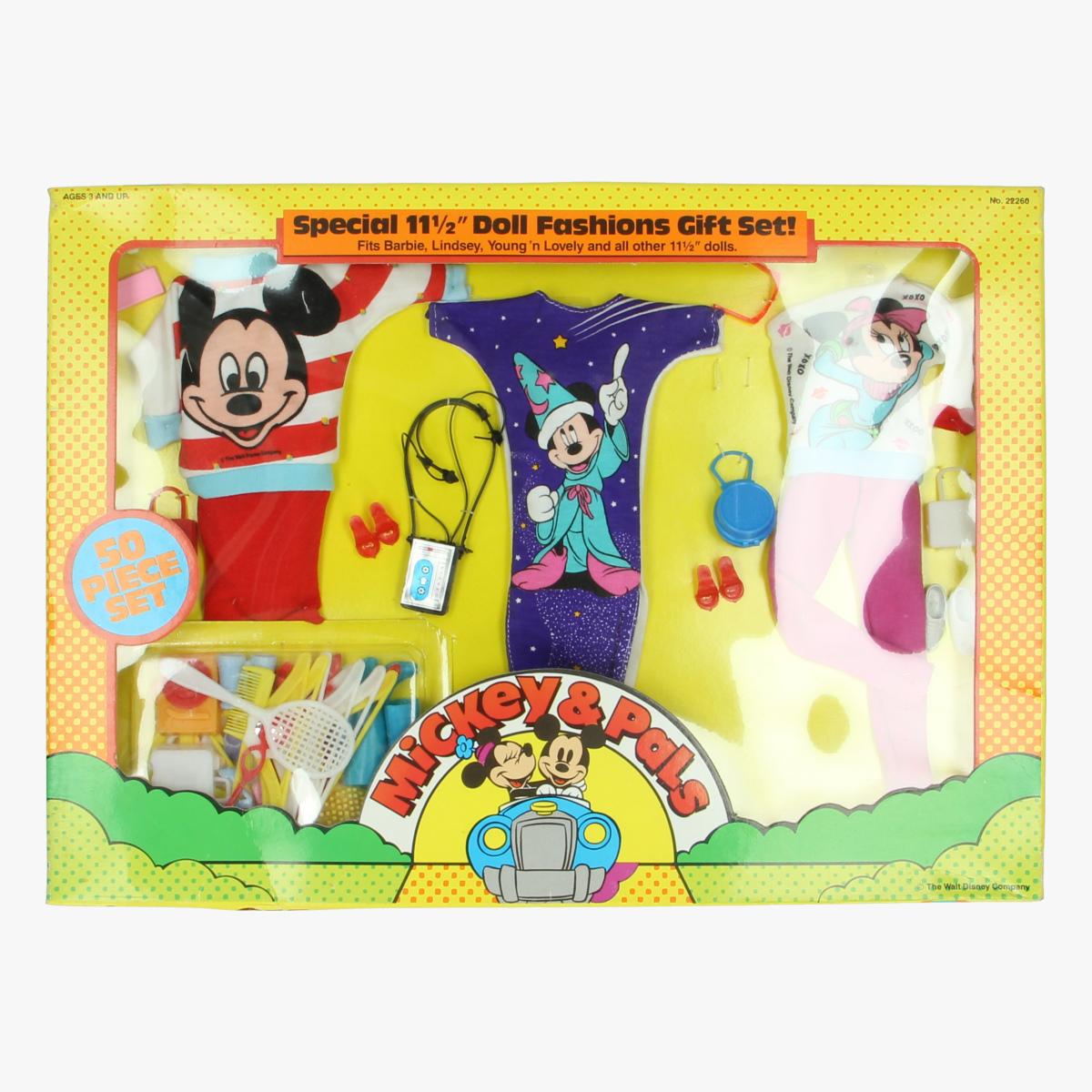Afbeeldingen van mickey and pals gift set