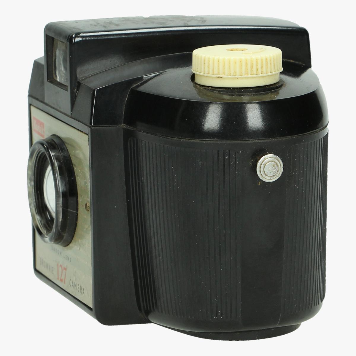 Afbeeldingen van fotocamera brownie 127 dakom lens