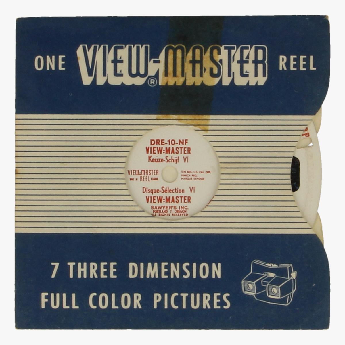 Afbeeldingen van View-master DRE-10-NF schijf 6