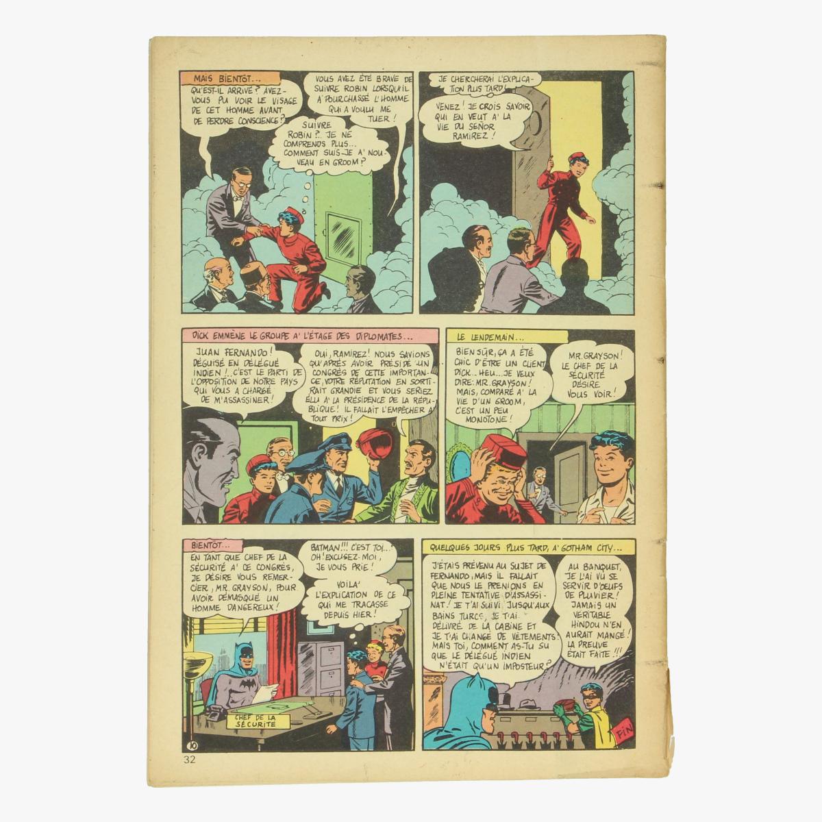 Afbeeldingen van Superman et Batman.1970 Nr. 37