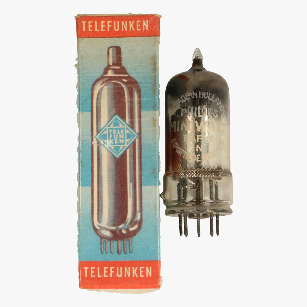 Afbeeldingen van telefunken eaf 42 (1948)