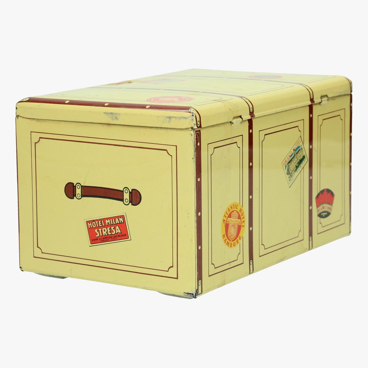 Afbeeldingen van oude blikken doosje côte d'or