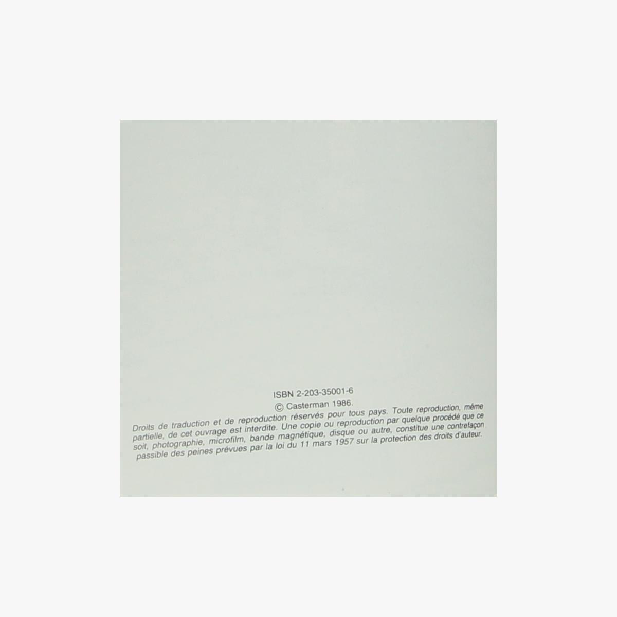 Afbeeldingen van Kuifje Casterman Album Poster