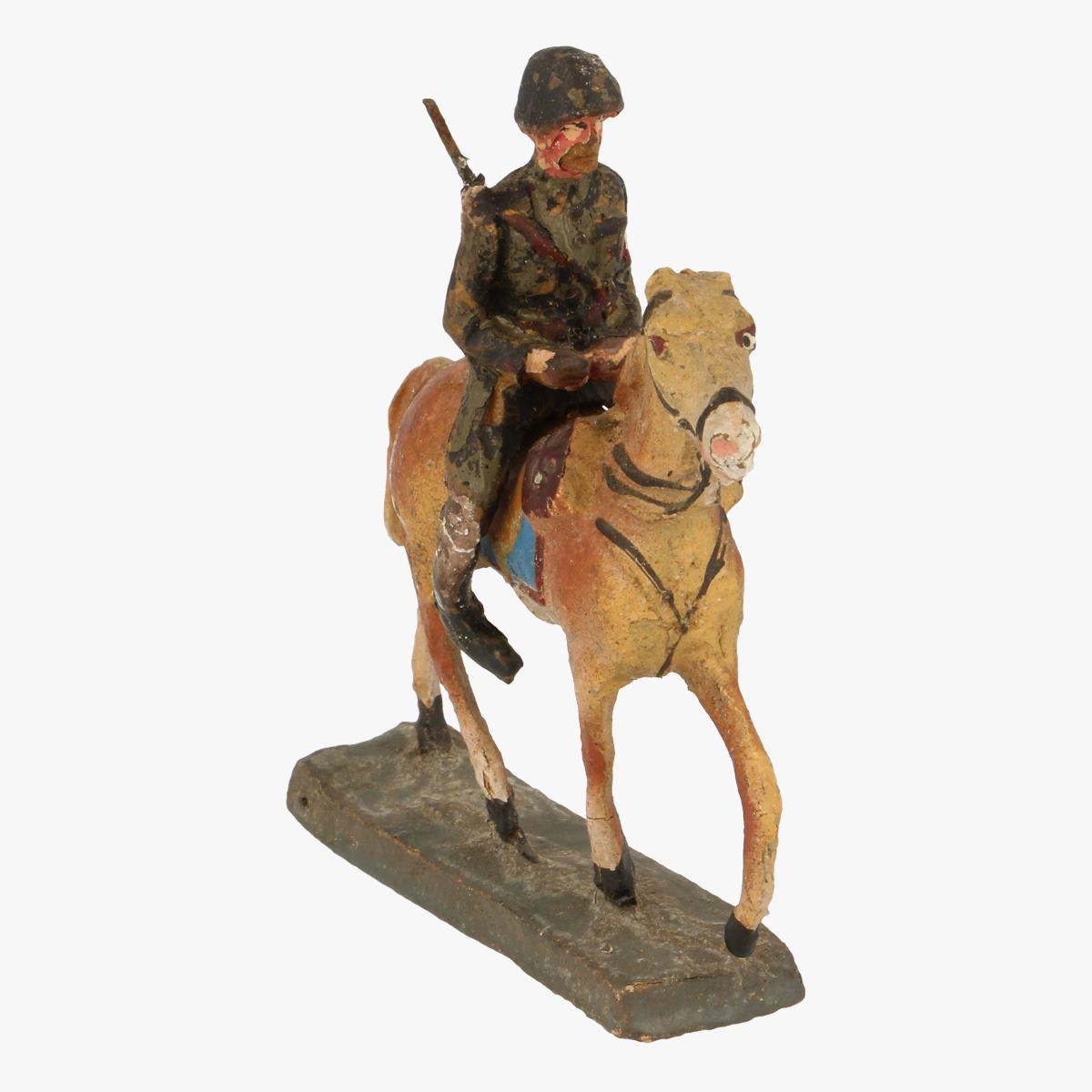 Afbeeldingen van elastolin soldaatjes fabr: