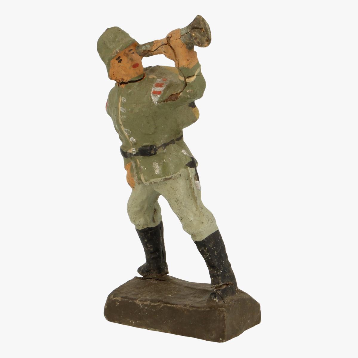 Afbeeldingen van elastolin soldaatjes schusso