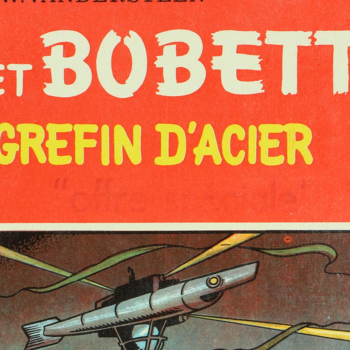 Afbeeldingen van Bob et Bobette L'aigrefin d'acier offre spéciale