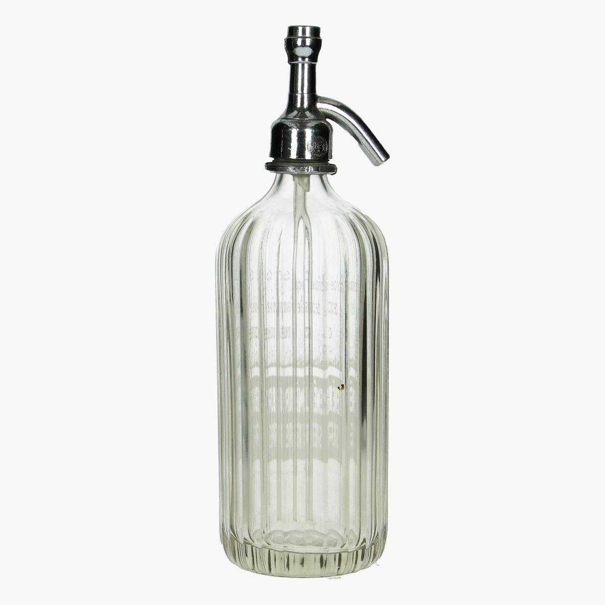 Afbeeldingen van oude soda fles fabrique de boissons gazeuses rené buro sierra