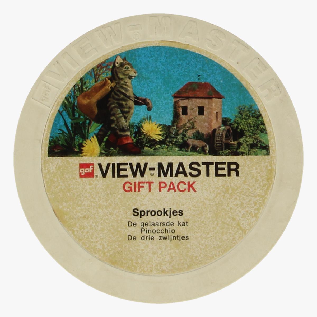 Afbeeldingen van View-Master Gift Pack. Sprookjes