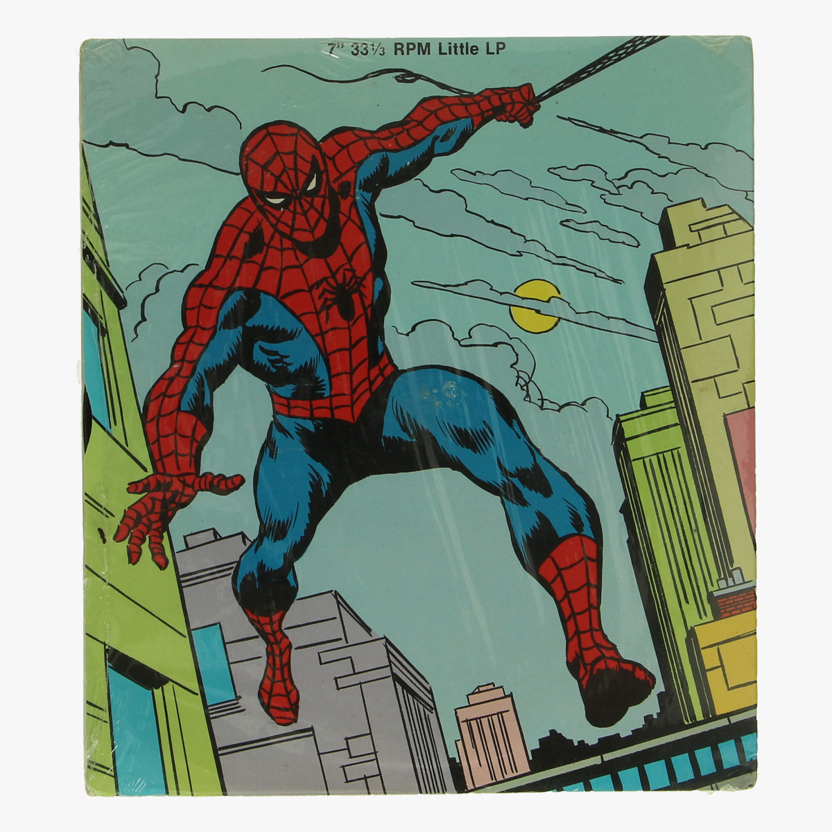 Afbeeldingen van little lp the amazing spiderman