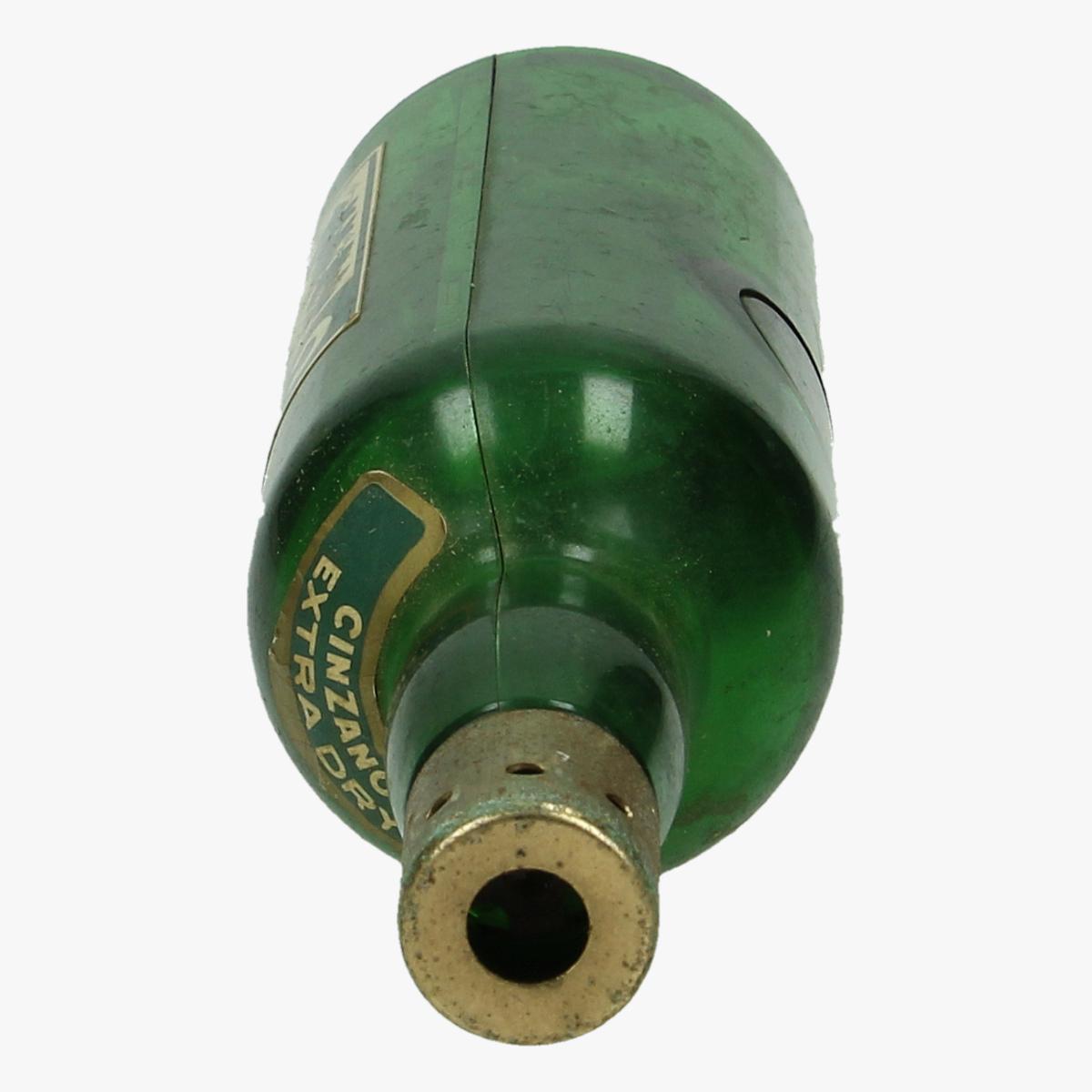 Afbeeldingen van oude aansteker fles cinzano