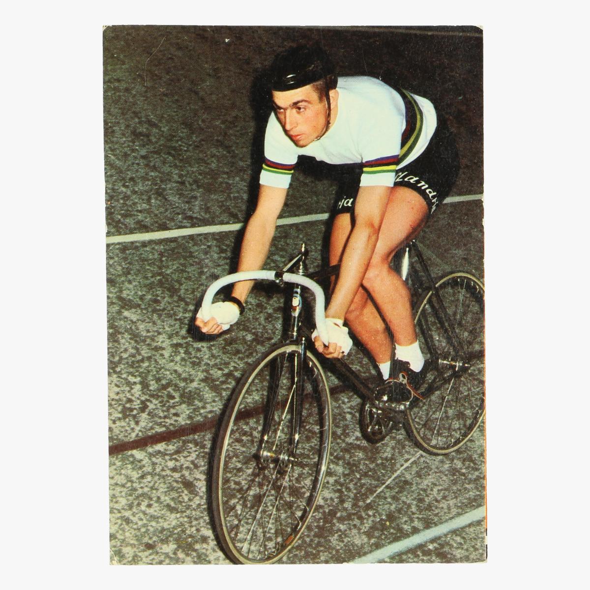 Afbeeldingen van oude postkaart patrick sercu wereldkampioen 1967